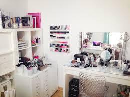 mon rangement et ma collection de maquillage makeup storage