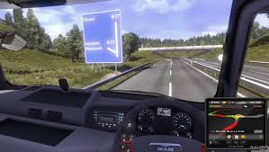 100 Euro Truck Simulator Free Download 2 2012 Video Game