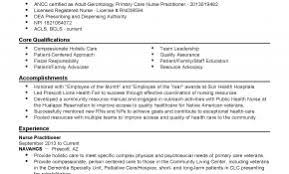 Sample Resume For Palliative Nurse New Professional Geriatric Practitioner Templates To Showcase Your