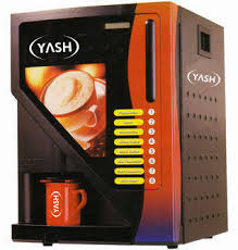 Coffee Vending Machine At Rs 15000 Piece