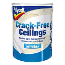 polycell free ceilings restore cracked ceilings