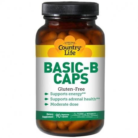 Country Life Basic-B Caps