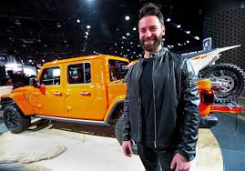 100 Truck Designer Toledo Native Draws Inspiration For Jeeps History For New Pickup