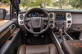 2015 Ford Expedition King Ranch Edition Interior