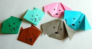 Creative Animals Tinker Paper Colored Funny
