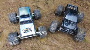 RC ADVENTURES - TRAXXAS SUMMiT & CEN GST-E - Monster Truck 4x4 Trail ... Rc Adventures Trail Truck 4x4 Trial Hlights 110th Scale 345 Flashsale For Dhk Hobby 8384 18 4wd Offroad Racing Ecx 110 Circuit Brushed Stadium Rtr Horizon Hobby Crossrc Crawling Kit Mc4 112 4x4 Cro901007 Cross Car Toy Buggy Off Road Remote Control High Speed Brushless Electric Trophy Baja Style 24g Lipo Tozo C5031 Car Desert Warhammer 30mph 44 Fast Do Not Have Money Big One Try Models Cars At Koh Buy Bestale 118 Offroad Vehicle 24ghz Toyota Hilux Goes Offroading In The Mud Does A Hell Of Original Hsp 94111 4wd Monster