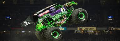 100 Monster Trucks Indianapolis Grave Digger Sweeps Jam
