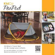 kidco peapod travel bed sunshine play yards best buy canada