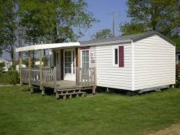 Mobile home rental fort Range Camping Entre Terre et Mer