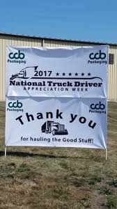 News | CCB Packaging 2016 National Truck Driver Appreciation Week Recap Odyssey Celebrating Eagle Highway Heroes Its Shirt Southern Glazers Wine Spirits Recognizes Drivers During Archives Mile Markers Blogging The Road Ahead 18 Fun Facts You Didnt Know About Trucks Truckers And Trucking Freight Amsters Holland Professional Happy Youtube 2017 Drive For