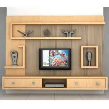 Wooden Tv Cabinet At Rs 2200 Piece 4s Interiors Modular