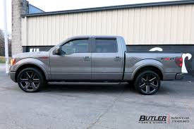 Ford F150 With 22in Foose Switch Wheels Exclusively From Butler ... Custom Ford Accsories Imagimotive Von Millers Custom Svt Raptor Can Be Yours For The Right 1956 Truck Interior Franks Hot Rods Upholstery Lifted F150 4x4 With Led Lighting In Black Waldoch Trucks Sunset St Louis Mo 2015 Sema Show Youtube 1980 Ford F150 My First Pickup Time To Start Rebuilding Her Previews 2016 Pickup And Go Killer California Sell 1950 F1 Adamco Motsports Built Camper With F 350 Sale At Dch Of Thousand Oaks Serving