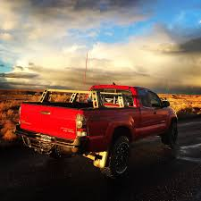 100 Where Are Toyota Trucks Made Tacoma EXTREME MidLevel Overland Bed Rack Rago Fabrication
