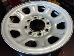 100 Oem Chevy Truck Wheels Used 2011 Chevrolet Silverado 3500 HD And Hubcaps For Sale