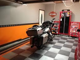 Decorating Ideas Harley Davidson Garage Decorations Submited Images 143706
