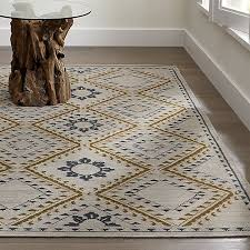 British Carpet by Bessie Dove Wool Dhurrie Rug Crate And Barrel