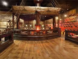 The Tonga Room and Hurricane Bar Design in Fairmont Hotel San