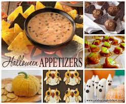 Ideas For Halloween Finger Foods by Halloween Recipes Celebrating Holidays