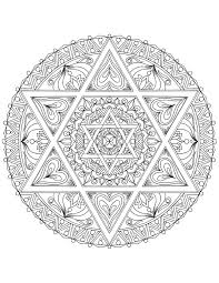The Coloring Book Of Jewish Symbols 9781682611913in01