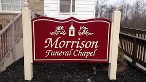 Morrison Funeral Chapel Glouster Ohio