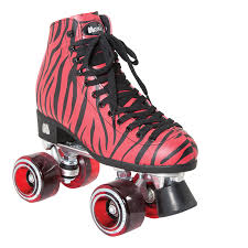 Moxi Roller Skates - Ivy Red Zebra - Outdoor Skates Animal-friendly ... 180mm 7 Longboard Trucks Set Of 2 Roller Skateboard Chaing Your Skate Youtube Trucks Suregrip Nova Plates Vintage Old Ipdent Truck Co Plates Skateboard Maxfind Diy Alinum And Pu Wheels 83mm Powerdyne Arius Platinum Riedell Skates Classic Speed Derby Ice Pop Squad Midtown Boys Girls Black Size Us 4 Vanilla Smurf Junior Jam With Gorilla Quad Reactor Neo