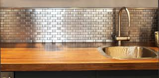 mosaic tile brick and square pattern stainless steel mosaic