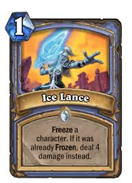 Mage Deck Hearthpwn Antonidas by Primer Freeze Mage Mage Class Discussion Hearthpwn Forums
