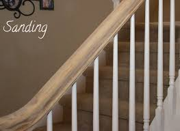 How To Update A Banister – For Less Than $50! – Marlowe Lane Best 25 Spindles For Stairs Ideas On Pinterest Iron Stair Remodelaholic Diy Stair Banister Makeover Using Gel Stain 9 Best Stairs Images Makeover Redo And How To Paint An Oak Newel Like Sanding Repating Balusters Httpwwwkelseyquan Chic A Shoestring Decorating Railings Ideas Collection My Humongous Diy Fail Your Renovations Refishing Staing Staircase Traditional Stop Chamfered Style Pine 1 Howtos Two Points Honesty Refishing Oak Railings