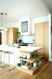 ilot cuisine palette ilot central bois ilot central bois awesome ilot central cuisine