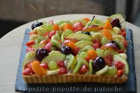 dessert aux fruits d ete tarte aux fruits d ete la popotte de patoche