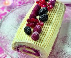 dessert au mascarpone marmiton buche de noël aux fruits et mascarpone recette de buche de noël