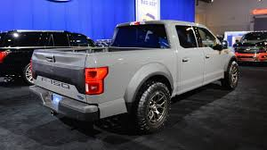 2018 Ford F-150 RTR Muscle Truck Concept: SEMA 2017 Photo Gallery ... Ford F350 Super Duty Coe Concept Wallpapers Vehicles Hq F Hyundai Santa Cruz Pickup Will Arrive In 20 The Torque Report This 600plus Horsepower F150 Rtr Is A Muscular Jack Wow Amazing New Atlas Full Review Youtube 2017 Rendered Price Specs Release Date Project Sd126 Truck Uncrate 2016 F750 Tonka Dump Shown At Ntea Show Motor Previews Next Photos And Details Video Bow Down Before The Mighty F250 Dubbed Fvision Future An Electric Autonomous Semi Volkswagen Consider Alliance Vw Truck Next