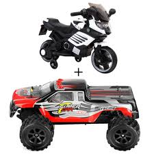 100 Kids Monster Trucks Toytexx WLtoys L969 RTR Bigfoot RC Truck 24G 112 Scale Toytexx 6V Ride On Electric Motorbike W Training Safety Wheel In