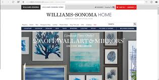 Williams Sonoma Coupon Code October 2018 / Coupons Galena Il West Elm Customers Complain About Shoddy Sofas And Shipping Applying Discounts Promotions On Ecommerce Websites William Sonoma 10 Off Coupon Coshocton In Store Only 40 Off Sonos At West Elm Outlet Ymmv Sf Giants Coupon Race Pro Tax Coupons Shopping Deals Promo Codes December 2 Best Online Dec 2019 Honey Home Theater Gear Code Sears Coupons Shoes Presidents Day Theme With Ited Mt 20 Or Online Via Promo Free Cool Things To Buy
