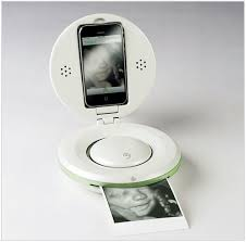 iPhone Savior iBaby Is A Home Ultrasound Device of The Future