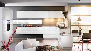 cuisine parall鑞e cuisine en l avec retour photos de design d intérieur et