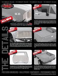 Scale Truck Kit | Trail Finder 2 Truck Kit