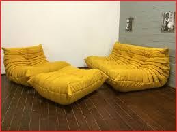 togo canapé canape togo ligne roset 145251 set de canapé togo alcantara jaune