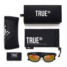true original wayfarer red mirrored polarised sunglasses uv400