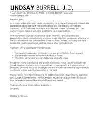 Cover Letter For Law Firm Receptionist Sample Attorney