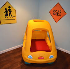 Toddler Bed Awesome Basement Toy