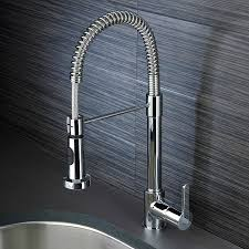 douchette pour evier cuisine 3 types de robinets pour un évier de cuisine moderne