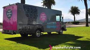 TopShelf Mobile Boutique #FeatureTruckFriday (slideshow) - YouTube