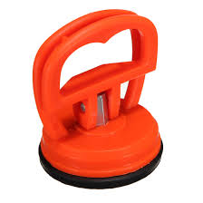 Faucet Handle Puller Tool by Mini Suction Cup Dent Puller Panel Remover Glass Tool Carrying