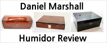 100 Daniel Marshall Humidor Review Read Before Buying