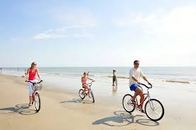 Bike Riding At The Beach Best Beaches In World