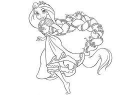 Disney Princess Belle Coloring Page Pages 478966