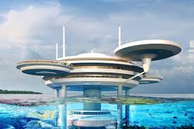 100 Water Discus Hotel In Dubai To Be Built In The Maldives