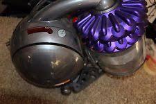 Dyson Multi Floor Vs Cinetic Animal by Dyson Cy18 Cinetic Animal Bagless Canister Vacuum Iron Purple Ebay