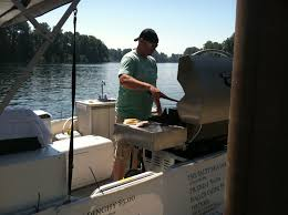 Sweetwater River Deck Drink Menu by Creating A Mobile Food Unit On A Toon Pontoon U0026 Deck Boat Magazine